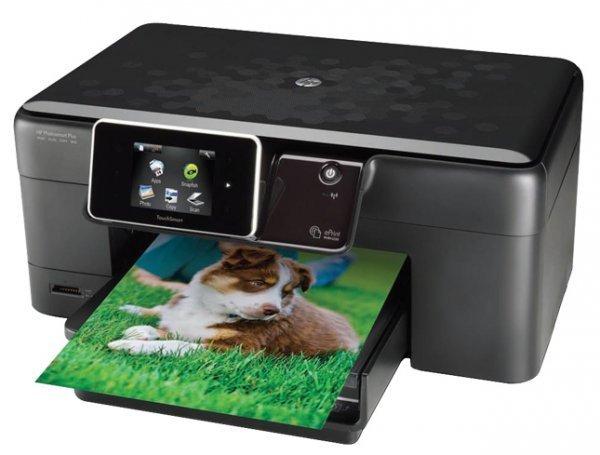 МФУ HP Photosmart B210b с СНПЧ