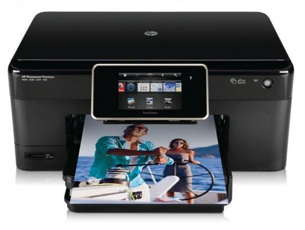 МФУ HP Photosmart Premium C310b с СНПЧ