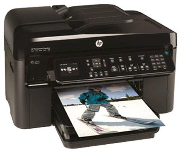 МФУ HP Photosmart Premium Fax C410c с СНПЧ