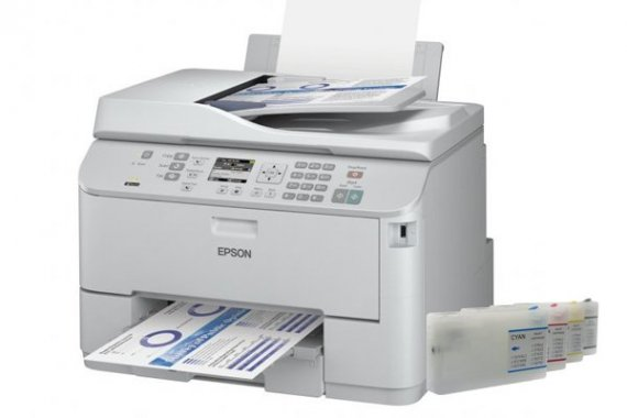 изображение Epson WorkForce Pro WP-4525DNF с ПЗК