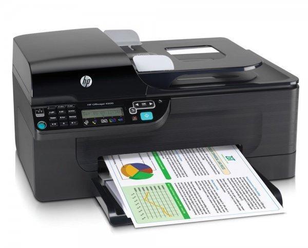 Купить МФУ HP OfficeJet 4500 с СНПЧ