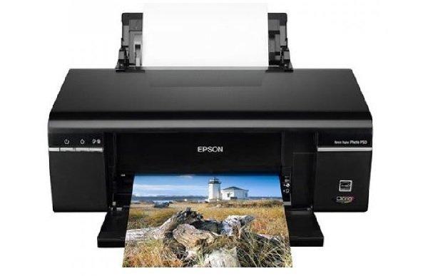 Купить Принтеры, копиры, МФУ, Принтер Epson Stylus Photo P50