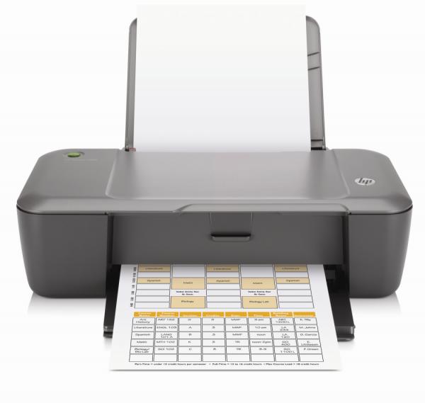 Купить Принтеры, копиры, МФУ, Принтер HP DeskJet 1000
