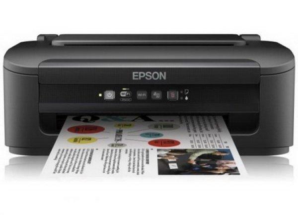 Купить Принтеры, копиры, МФУ, Принтер Epson Workforce WF-2010W