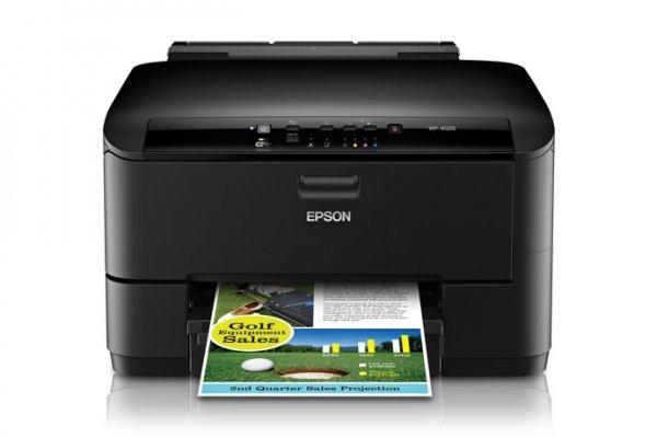 Купить Принтеры, копиры, МФУ, Принтер Epson WorkForce Pro WP-4020 Refurbished (США)