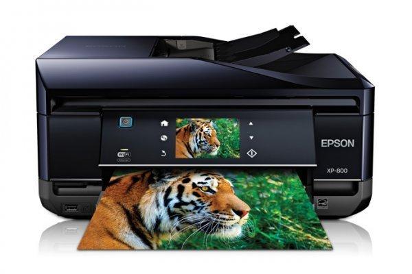 Купить Принтеры, копиры, МФУ, МФУ Epson Expression Premium XP-800 Refurbished (США)