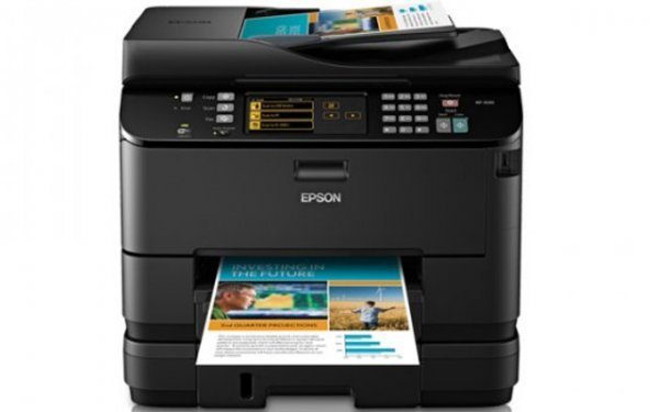 Купить Принтеры, копиры, МФУ, МФУ Epson WorkForce Pro WP-4540 Refurbished (США)