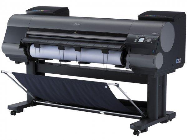 Плоттер Canon imagePROGRAF iPF8400 с ПЗК  - купить со скидкой