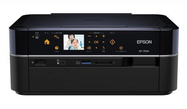 Принтеры, копиры, МФУ, МФУ Epson EP-705A  - купить со скидкой