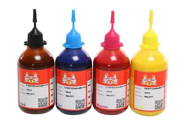 Купить Cублимационные чернила Brother Lucky Print Sublim комплект (4*100 ml)