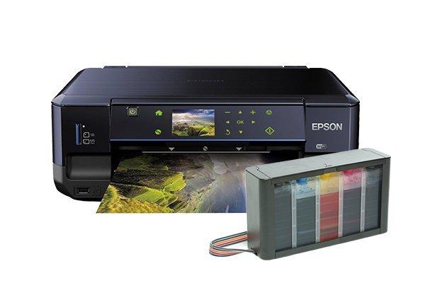 МФУ Epson Expression Premium XP-610 Refurbished с СНПЧ HighTech