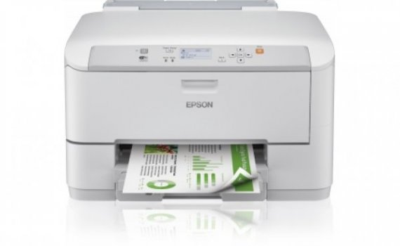 изображение Epson WorkForce Pro WF-5110DW 1