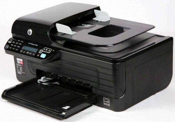 Купить Принтеры, копиры, МФУ, МФУ HP OfficeJet 4500