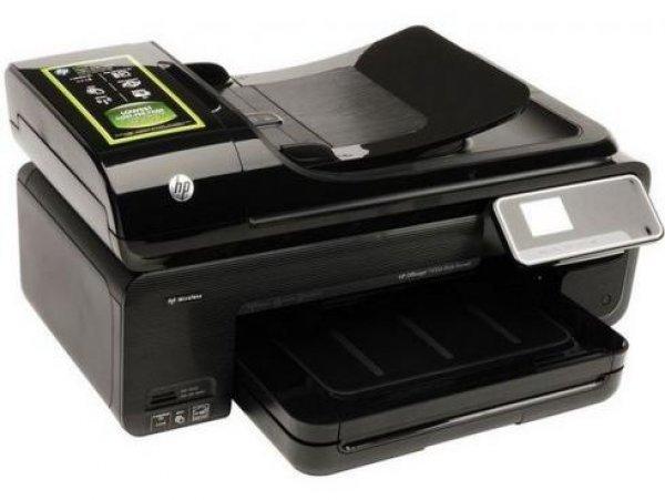 Принтеры, копиры, МФУ, МФУ HP OfficeJet 7500A  - купить со скидкой