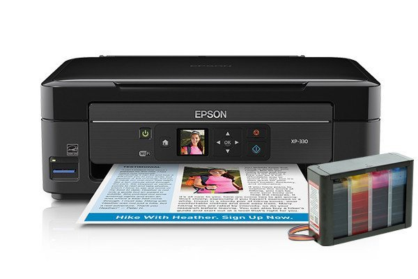 изображение Epson Expression Home XP-330 1