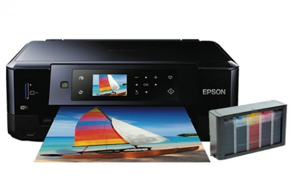 изображение МФУ Epson Expression Premium XP-630 Refurbished с СНПЧ