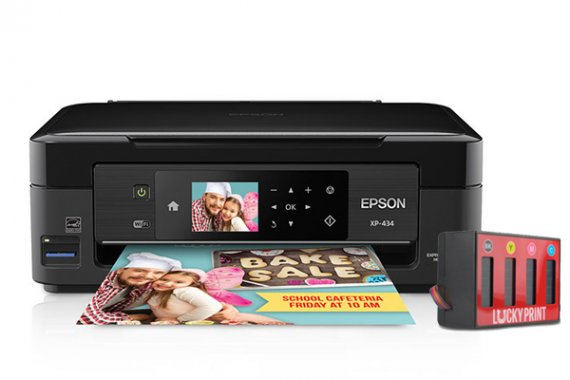 изображение Epson Expression Home XP-434 1