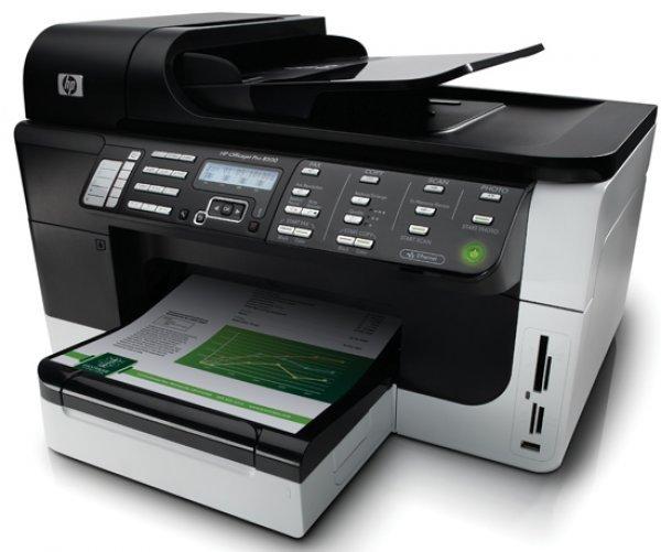 Купить МФУ HP Officejet Pro K8500 с СНПЧ