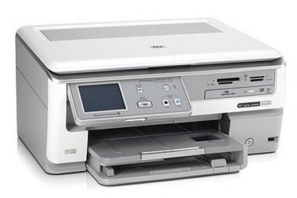 МФУ HP Photosmart C8100 с СНПЧ  - купить со скидкой