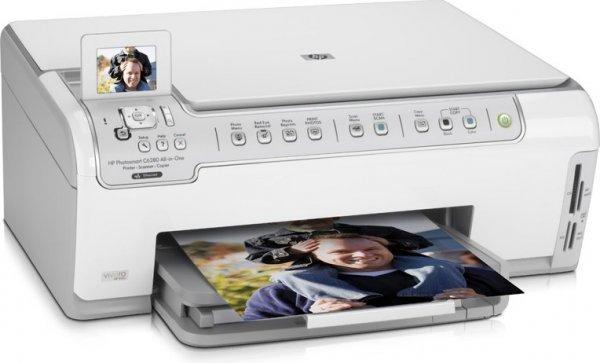 Купить МФУ HP Photosmart C6283 с СНПЧ