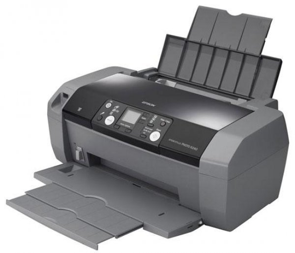 Купить Принтер Epson Stylus Photo R240 с СНПЧ