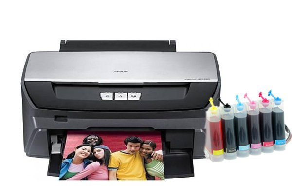 Купить Принтер Epson Stylus Photo R260 с СНПЧ