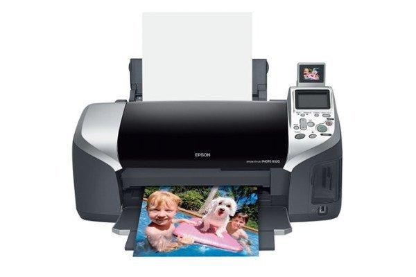 Купить Принтер Epson Stylus Photo R320 с СНПЧ