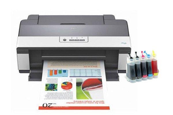 Купить Принтер Epson Stylus Office T1100 с СНПЧ