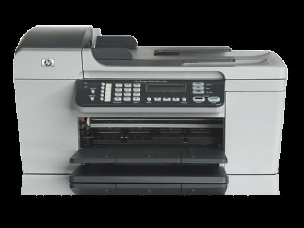 Купить МФУ HP Officejet 5605 с СНПЧ