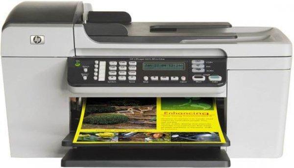 Купить МФУ HP Officejet 5607 с СНПЧ