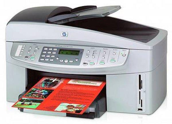 Купить МФУ HP Officejet 7213 с СНПЧ