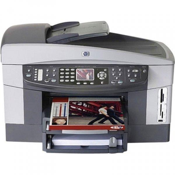Купить МФУ HP Officejet 7313 с СНПЧ