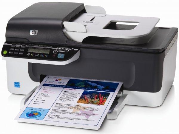 Купить МФУ HP OfficeJet J4580 с СНПЧ