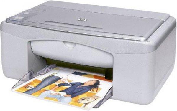 Купить МФУ HP PSC 1215 с СНПЧ