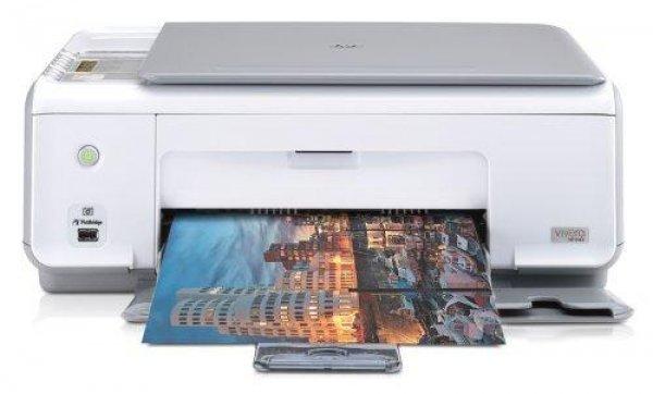 Купить МФУ HP PSC 1514 с СНПЧ