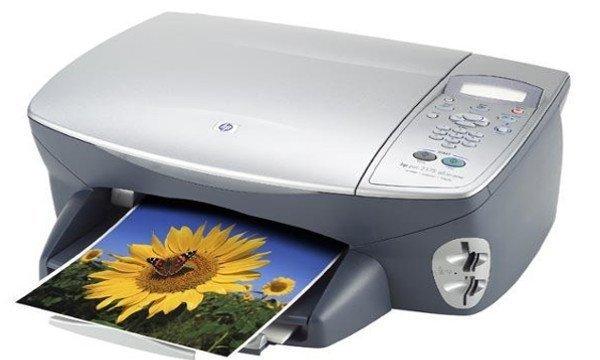 Купить МФУ HP PSC 2115 с СНПЧ