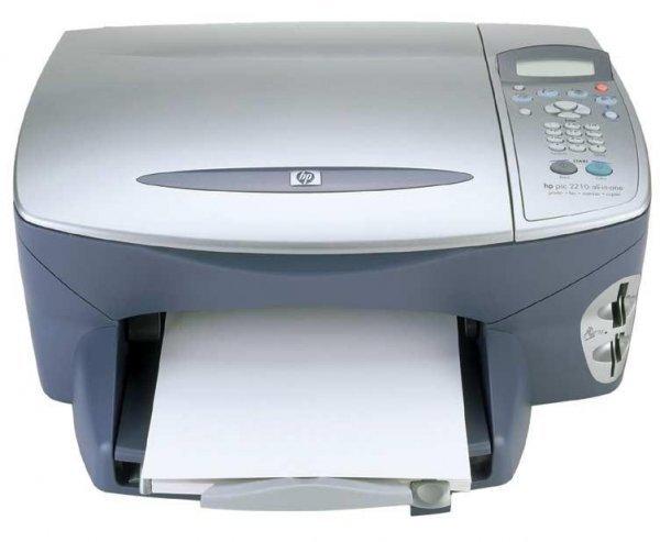 Купить МФУ HP PSC 2210 с СНПЧ