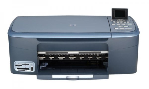 Купить МФУ HP PSC 2355p с СНПЧ