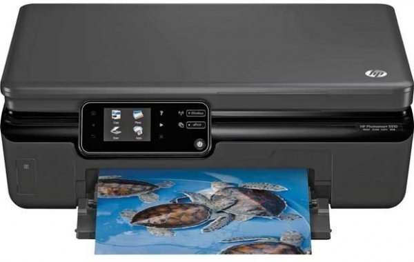 Купить МФУ HP Photosmart 5510 с СНПЧ
