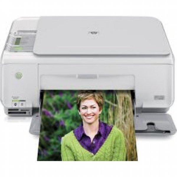 Купить МФУ HP Photosmart C3170 с СНПЧ