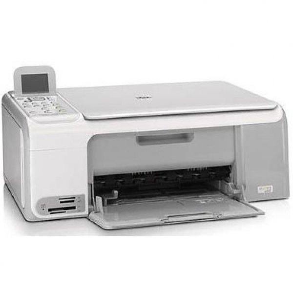 Купить МФУ HP Photosmart C4110 с СНПЧ