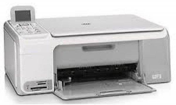 Купить МФУ HP Photosmart C4150 с СНПЧ