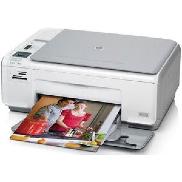 Купить МФУ HP Photosmart C4300 с СНПЧ