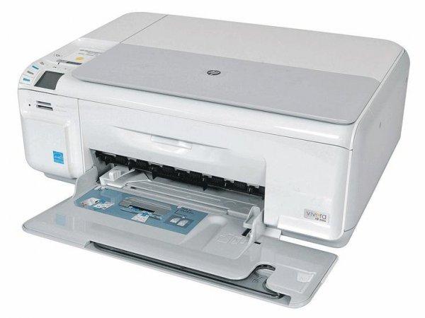 Купить МФУ HP Photosmart C4388 с СНПЧ
