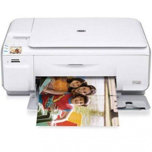 МФУ HP Photosmart C4450 с СНПЧ  - купить со скидкой