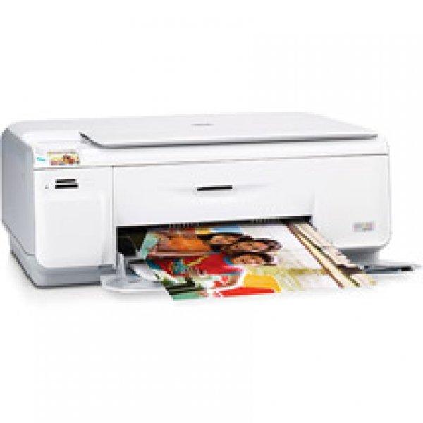 Купить МФУ HP PhotoSmart C4473 с СНПЧ