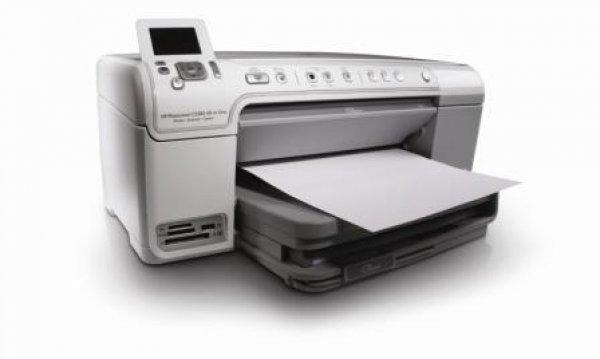 Купить МФУ HP PhotoSmart C5380 с СНПЧ