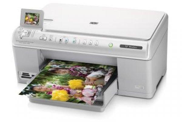 Купить МФУ HP Photosmart C6380 с СНПЧ
