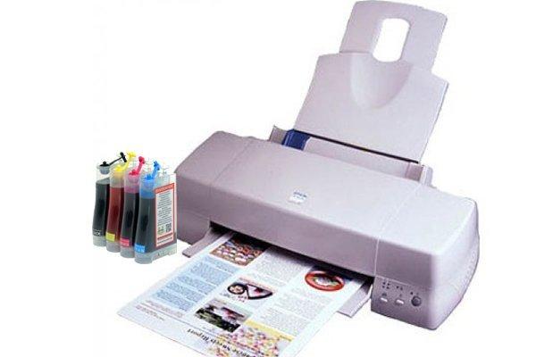 Купить Принтер Epson Stylus Color 1160 с СНПЧ
