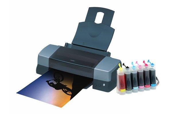 Купить Принтер Epson Stylus Color Photo 1290 с СНПЧ